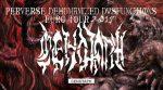 Death Metal Concert! Cenotaph, Bösedeath, Spreading Miasma