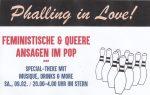 Thekenspecial: Feministische / Queere Stimmen/Ansagen in der Popmusik