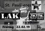Konzert: LAK & 1323