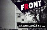 Punk-Konzert mit Front & Atmen, weiter