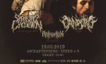 Decapitating Europe Tour 2019 - Final Stage