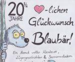 20 1/2 Jahre: Die große Blaubär-Geburtstagsparty!