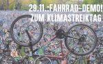 Fahrraddemo am Klimastreiktag!