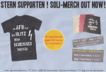 Stern supporten! Soli-Merch out now!